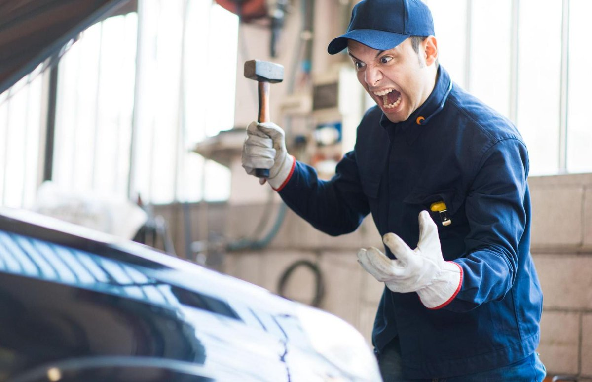 Troubleshooter: Hints it's time to find a new mechanic driving.ca/column/trouble…