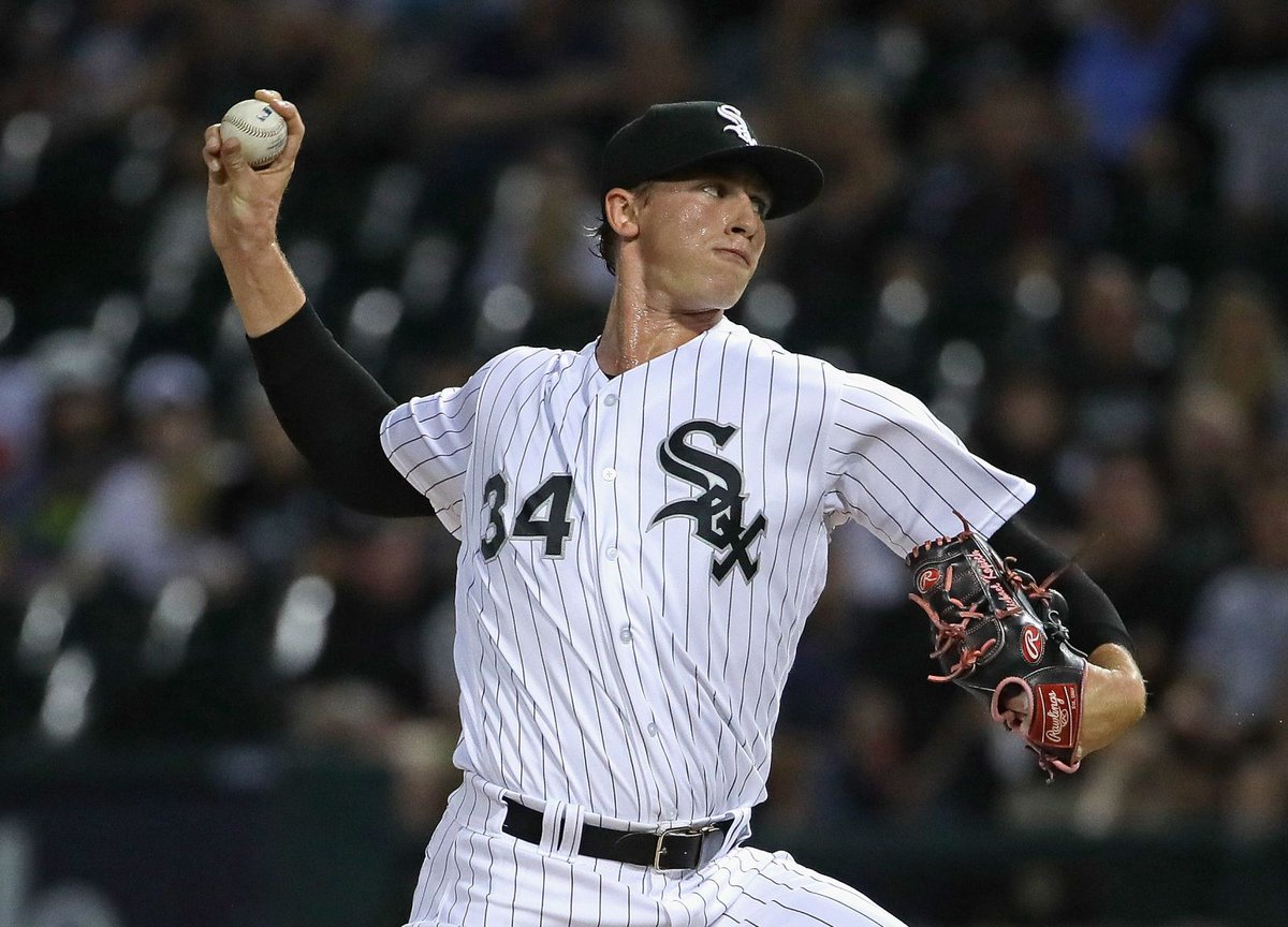 Chicago White Sox: Don't forget about Michael Kopech #ChicagoWhiteSox  https://t.co/tLPUChZjoa https://t.co/yMZlvrsRhS