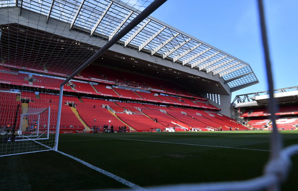 BREAKING: Liverpool have reaffirmed their plans to increase Anfields capacity to over 60,000. The previous planning permission will be allowed to lapse, with the club making a new application, with a bigger proposal on the redevelopment of the Anfield Road end.