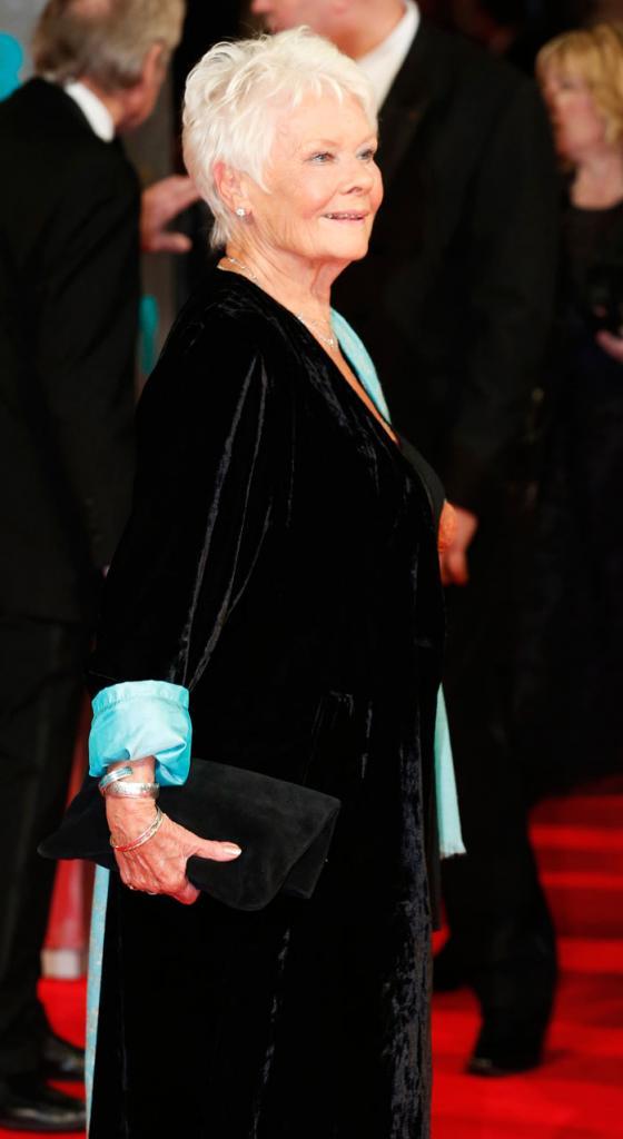 Day 1406 Bafta, 2014 Photographer: Danny Martindale #JudiDench #BAFTA <br>http://pic.twitter.com/qsRmvvsb4k