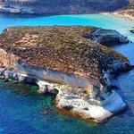 Image for the Tweet beginning: Lampedusa, non c'è stato un