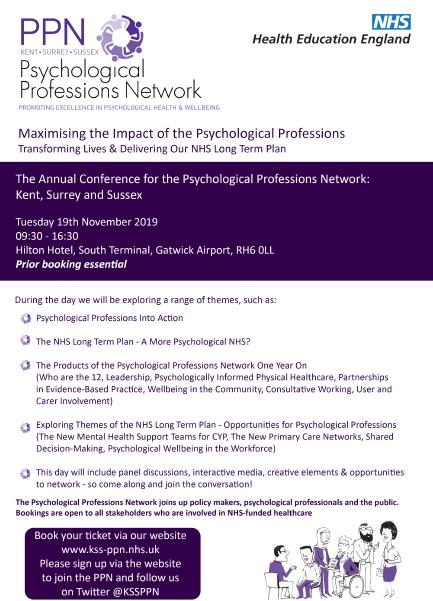 Psychological Professions Network KSS