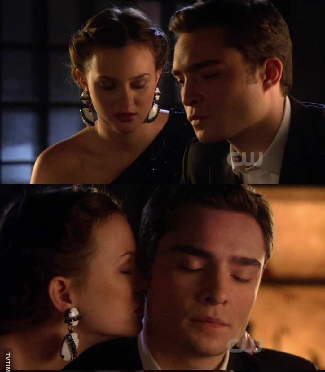 """""""I love you Chuck. And I'll always be your family.""""  ♥️  #GossipGirl"""