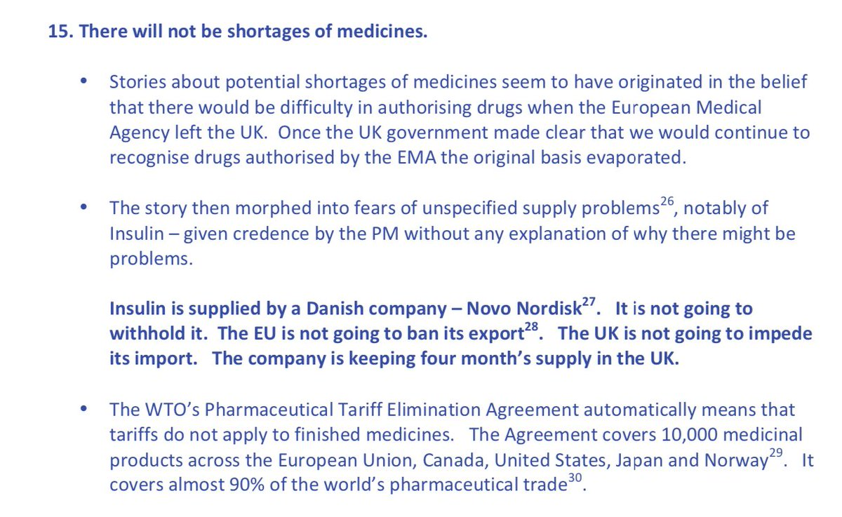 """@GeorgePeretzQC @Dannythefink @trefeca @Prof_Phillipson @Resjudicatamyft @TonyHinton2016 @BorisJohnson See extract from """"30 truths about leaving the EU son WTO terms"""" by Lord Lilley."""