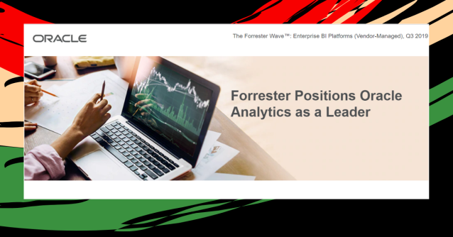 Download the @Forrester Wave™: Enterprise BI Platforms (Vendor-Managed), Q3 2019 report & learn why it rates @OracleAnalytics a Leader: #emeapartners @Oracleemeaps @fjtorres  http:// bit.ly/2Mv9Hak    <br>http://pic.twitter.com/sEOwSp9FUL