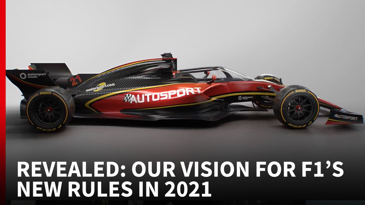 #F1 fans are eagerly waiting for full details to be finalised on how the cars will look in 2021. But while the teams and major stakeholders continue to drag that process out, we've gone ahead and designed our own 2021 rules package 👀