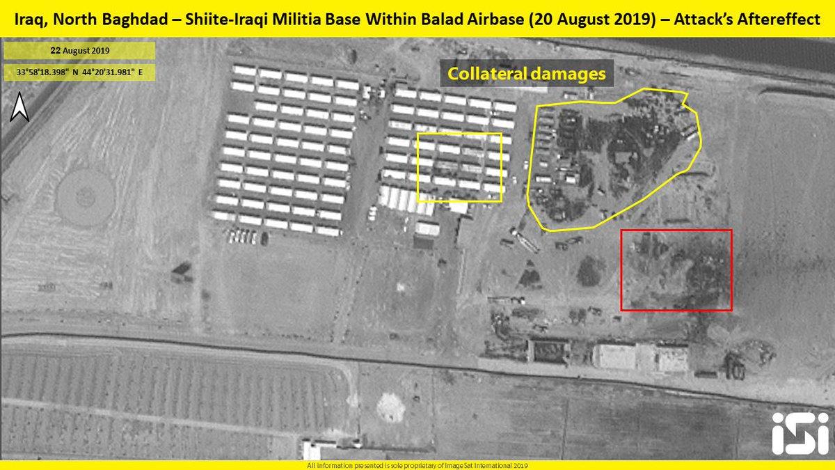 صحيفة: اسرائيل تقف وراء قصف المعسكرات في العراق  ECl42T9XYAItrod