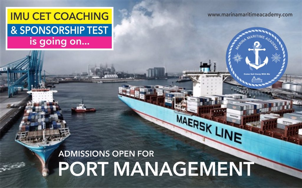 Marina Maritime Academy - @marinamaritime2 Twitter Profile