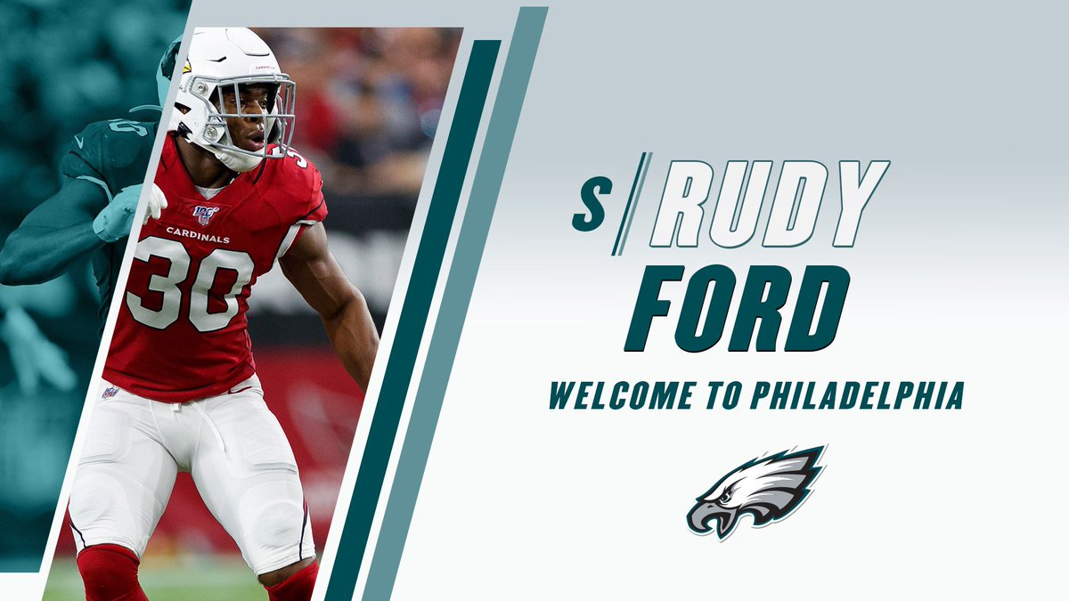@Eagles's photo on s rudy ford