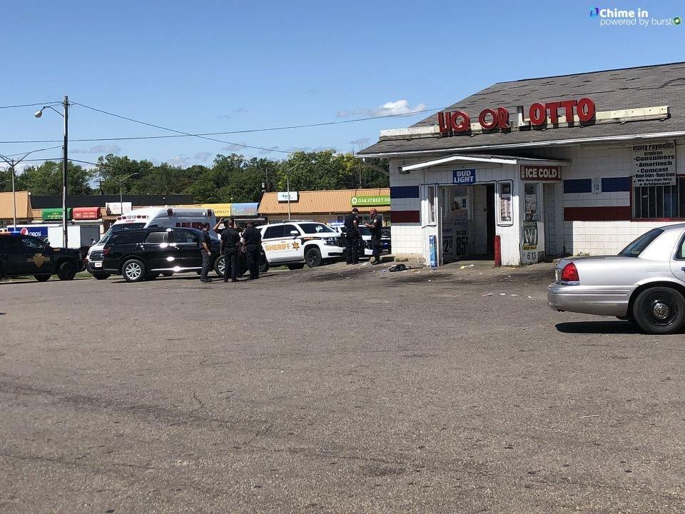 Heavy police presence reported near Pierson Road Flint Michigan