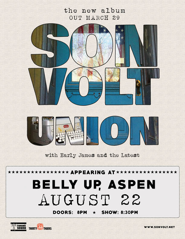 Dubbed alt-country heroes by Rolling Stone, @sonvoltmusic plays Belly Up tonight