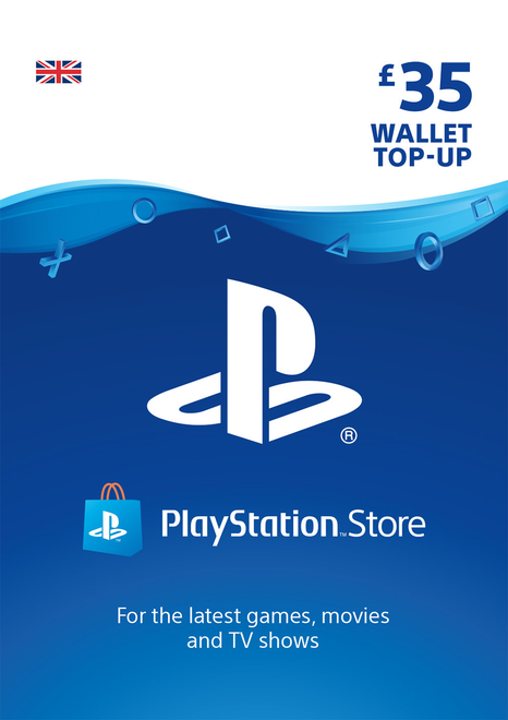 SALE: Only £28.85 PlayStation Network Wallet Top Up £35 ( PSN )  ***Official Sony Digital Store***  Keep your PlayStation Wallet topped up with this £35 voucher. Pay for services like PlayStation Plus and PlayStation Music through the PlayStation… https://t.co/cOFnd98cWQ https://t.co/p3ZPB4AdT6