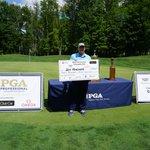 Image for the Tweet beginning: ICYMI: @BrookLeaCC #PGAPro Jon Hoecker