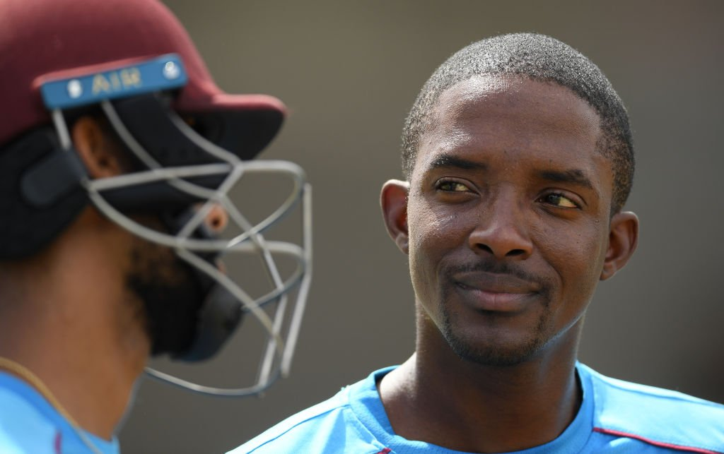 West Indies win the toss and they will bowl first in the opening Test of their series against India.Shamarh Brooks will debut for the home side.FOLLOW ⬇️http://bit.ly/WIvsInd7