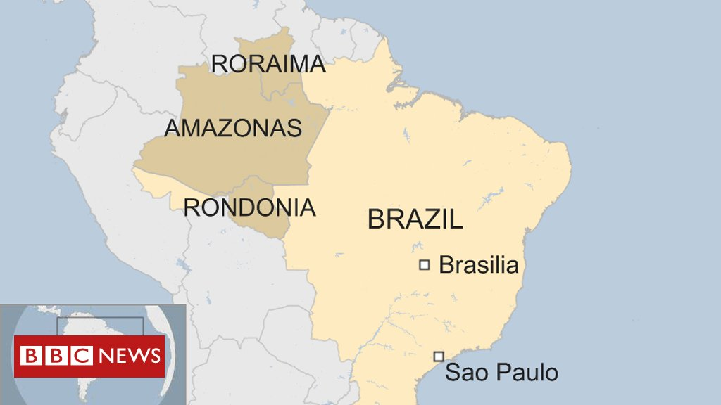 Why are there fires in the Amazon?Wildfires often occur in the dry season in Brazil but they are also deliberately started in efforts to illegally deforest land for cattle ranchingSocial media reacts with #prayforamazonia: http://bbc.in/2zqrjMh