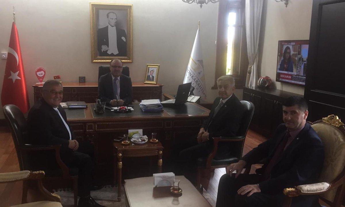 Türk Yerel Hizmet Sen Genel Başkanı Mustafa Yorulmaz, Kamu Sen İl Tems…