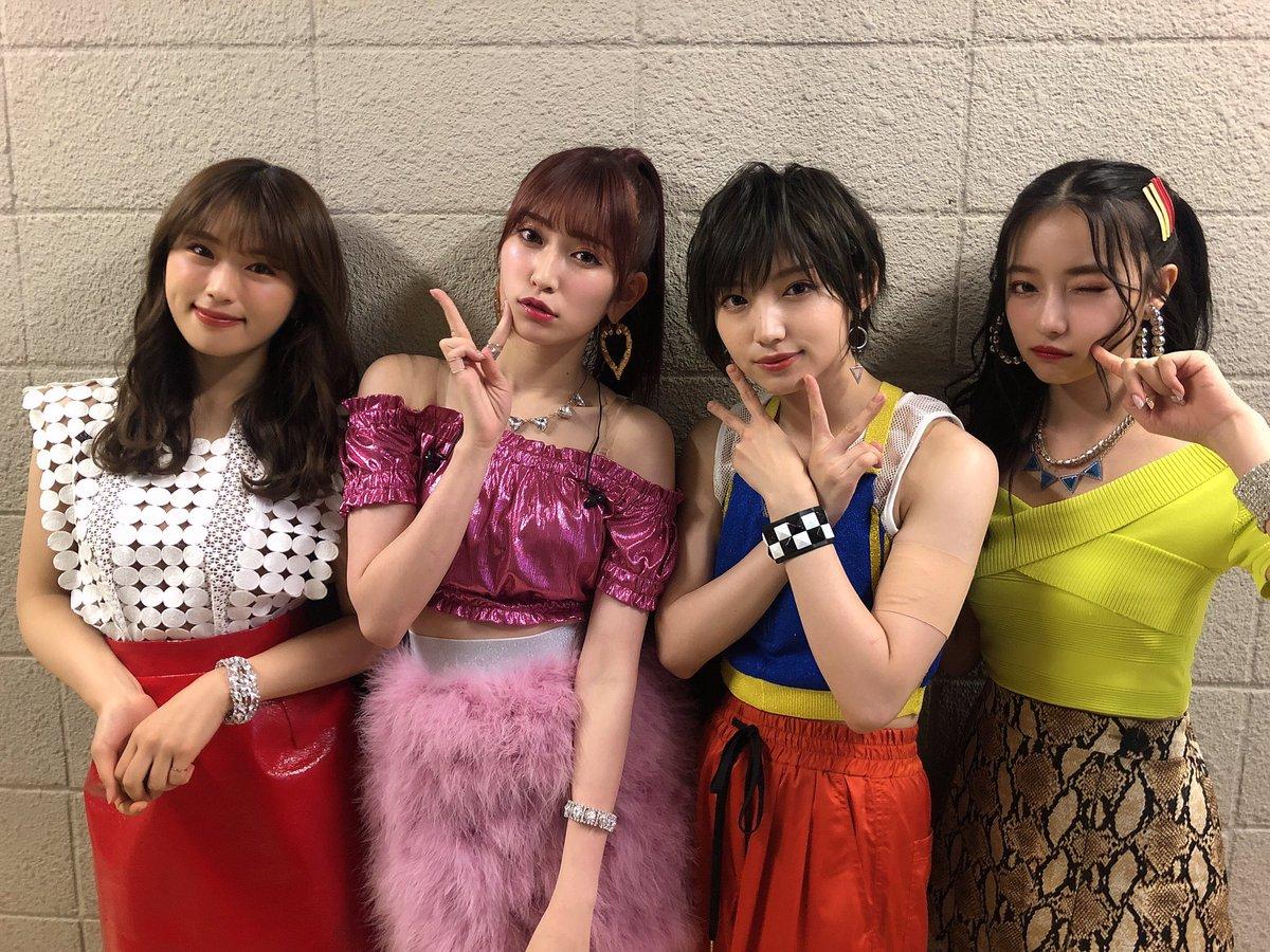 22日(木)「Queentet Summer LIVE 2019 〜WANTED!girl or lady?〜」@神奈川県民ホール 大ホールQueentetで初となるホールツアー、初日は神奈川!!ご来場いただきました皆様、誠にありがとうございました!29日(木)大阪、30日(金)愛知もよろしくお願い致します!