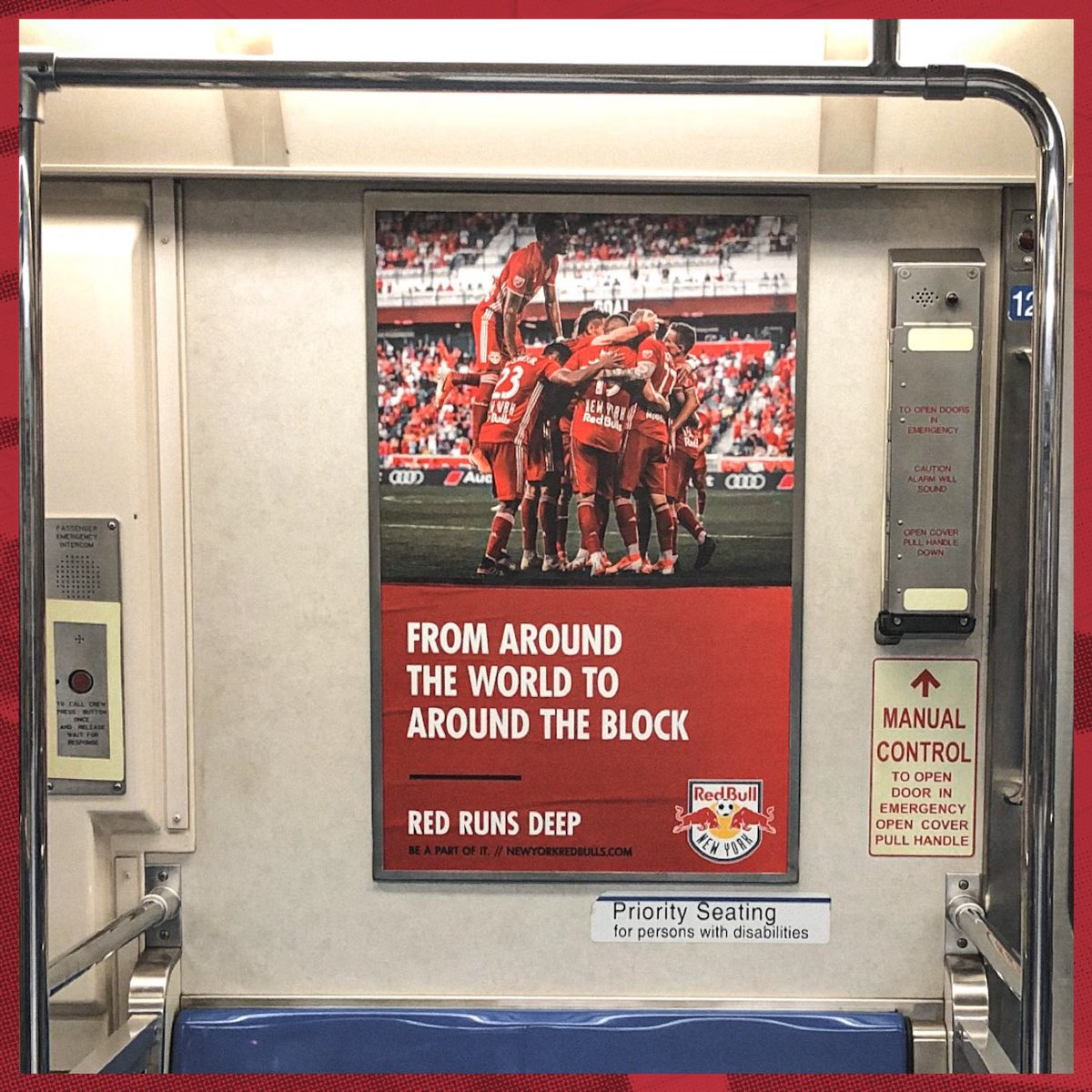 New York Red Bulls @NewYorkRedBulls