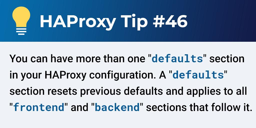 haproxy - Twitter Search