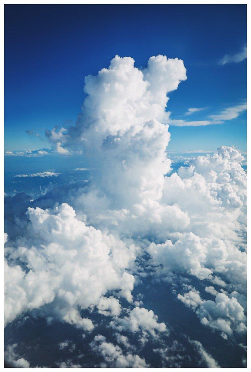 今日16時の鹿児島の空が今までの人生で一番綺麗だったからみんなに見て欲しい。#coregraphy #ファインダー越しの私の世界