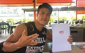 South Korean featherweight prospect Jo Sung-Bin has been released by the UFC. He had a lackluster promotional debut at #UFCStockholm and dropped a decision to Daniel Teymar. Where will he go? ONE Championship? Rizin? https://t.co/eKJyCgfJHS