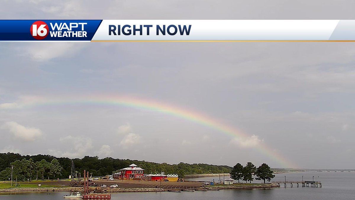 What a gorgeous view at the Rez right now! #mswx