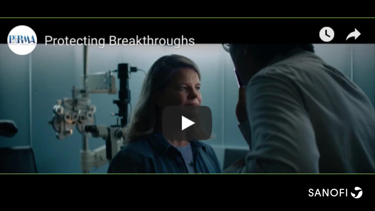 #DYK our very own researchers and labs in Massachusetts were featured in @PhRMA's latest #GoBoldly video? We're proud to represent the industry and medical innovation. Watch Breakthrough here: http://bit.ly/2ZlPZzU