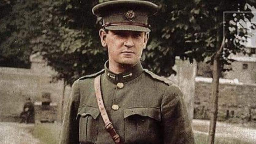 RT @FineGael: Today is the 97th anniversary of the death of Michael Collins. https://t.co/MqoJ3dande
