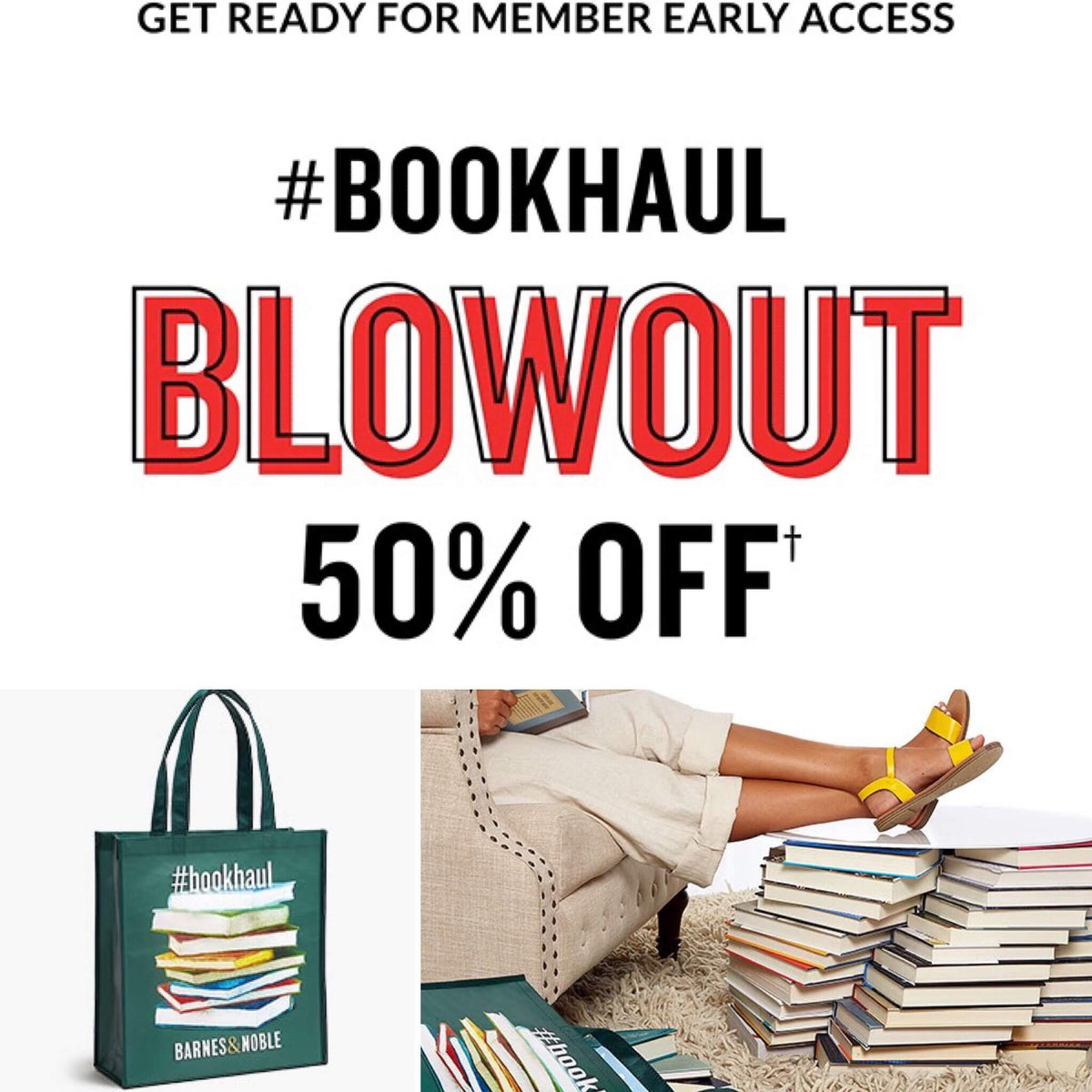 Bn Bayshore On Twitter Bnbookhaul Is Back Early Member
