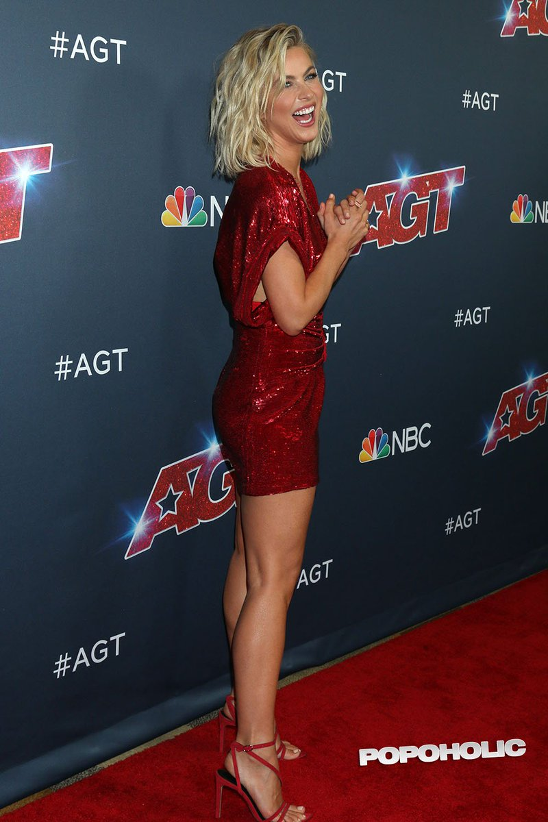 Julianne Hough Unleashes Her Ultra Sexy Legs And Awesome Booty! https://t.co/3Alq9BlRPy #JulianneHough #AGT #AGTResults https://t.co/kOwvKyYIGV