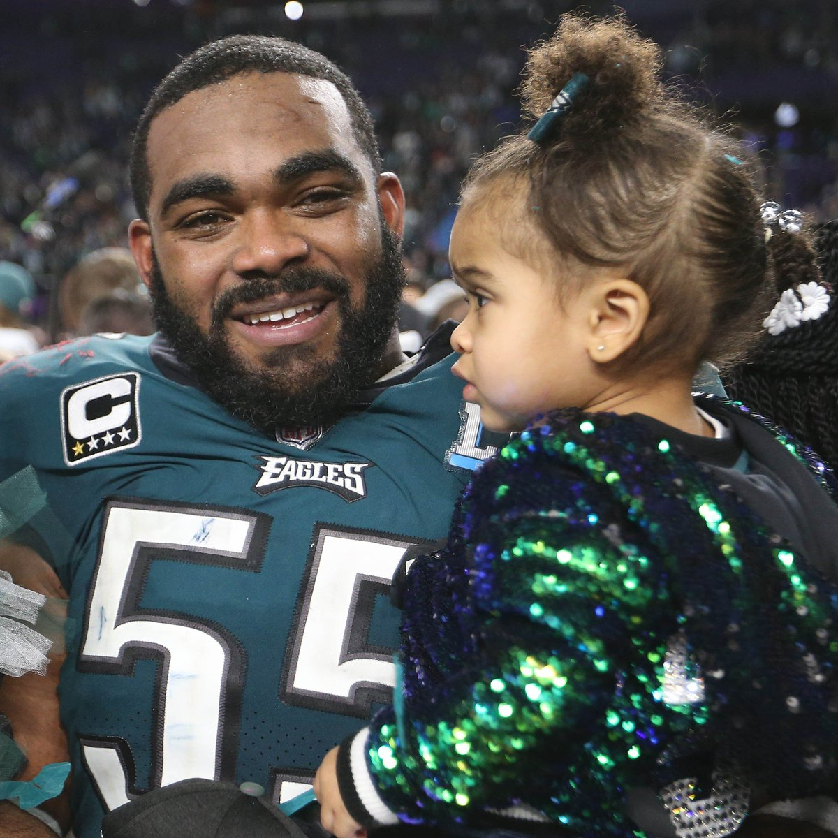 @SportsRadioWIP's photo on Brandon Graham