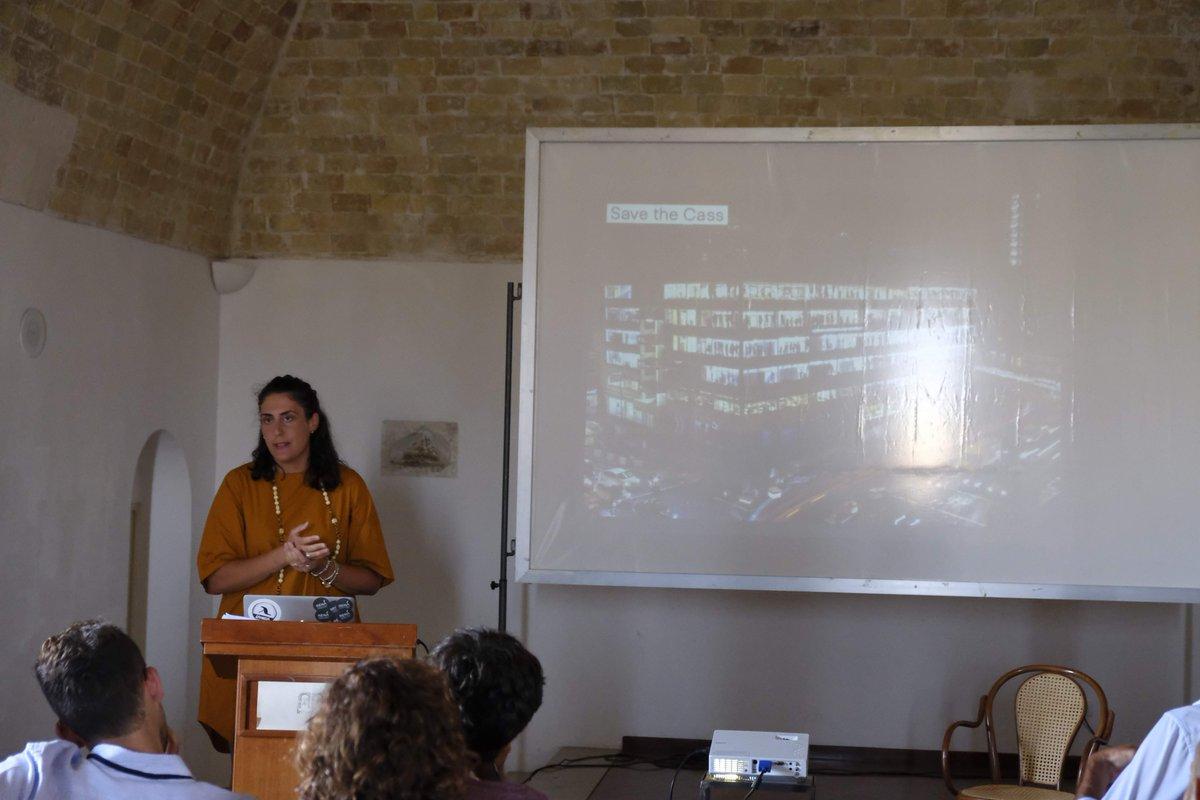 #LaRivoluzioneDelleSeppie come combattere lo spopolamento dei piccoli paesini del Sud Italia con una proposta di cambiamento#RENASummerSchool2019 #RSS19 #Matera2019 #OpenFuture #Matera