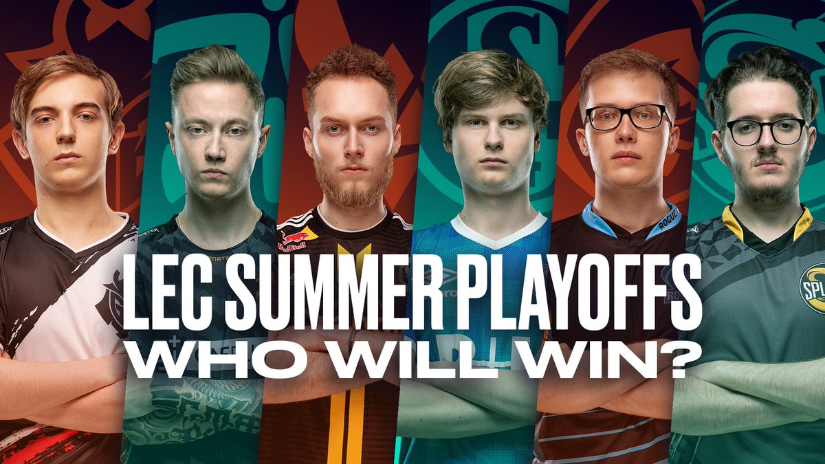 Who will rise, and who will fall? The 2019 @LEC Summer Playoffs kick off this Friday! #LEC #G2WIN #FNCWIN #SPYWIN #S04WIN #RGEWIN #VITWIN