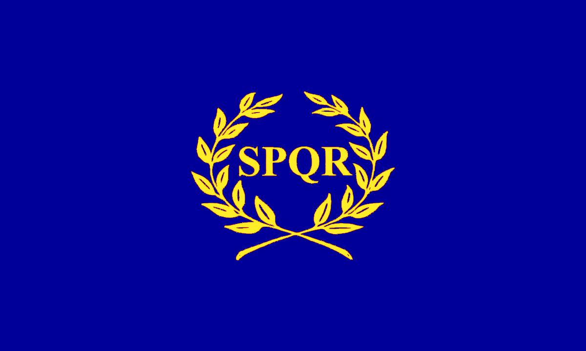 RT @FlagsMashupBot: Historic special edition  Roman Empire + Kingdom Of France : https://t.co/401Xah47Ou