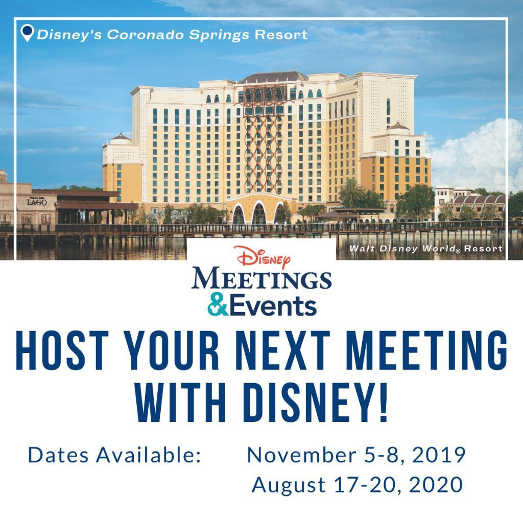 Disney Meetings & Events (@DisneyMeeting)   Twitter
