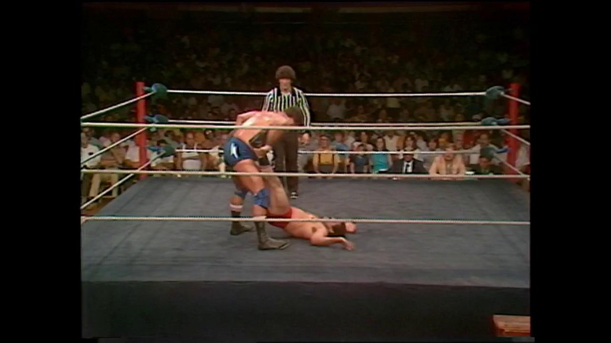 ON THIS DAY: The Magnificent Muraco battled Angelo Gomez on #AllStarWrestling in 1981! http://wwe.me/rNzVjg