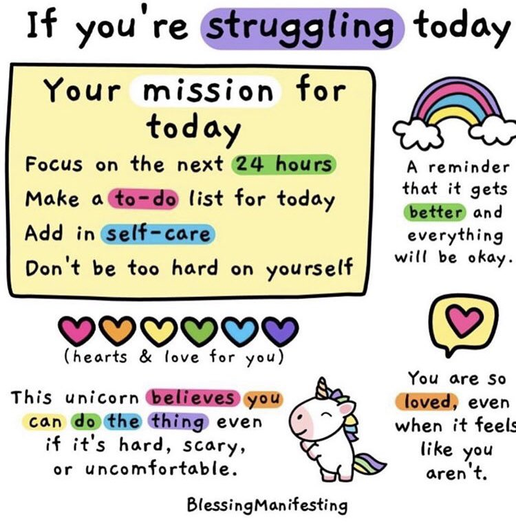 #keepgoing  #YouAreNotAlone #YouAreLoved #ItGetsBetter  if you are struggling today, please reach out. Call a friend, family member, crisis line, DM me and I will message you. Don't give up. Reach out. Use #selfcare and #copingskills<br>http://pic.twitter.com/GdxBUUog7m