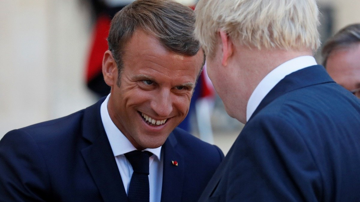 Macron: time's too short for a new Brexit deal https://reut.rs/31ZZiqL