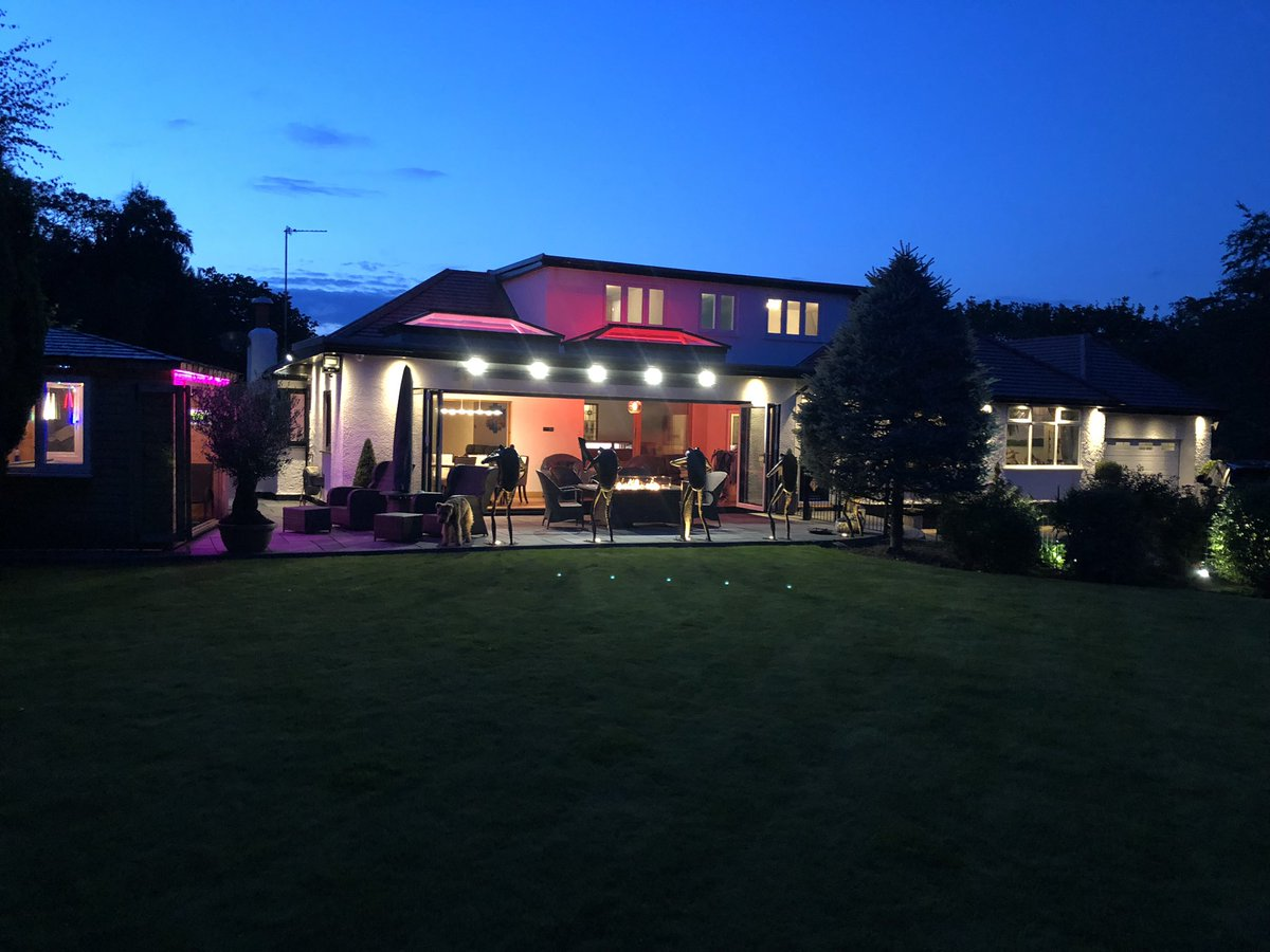 test Twitter Media - What a difference external lighting makes to the job, this is one of our jobs in ormskirk - the client also introduced a band of frogs. #design #contractors #ormskirk https://t.co/W3rC7zlZP4