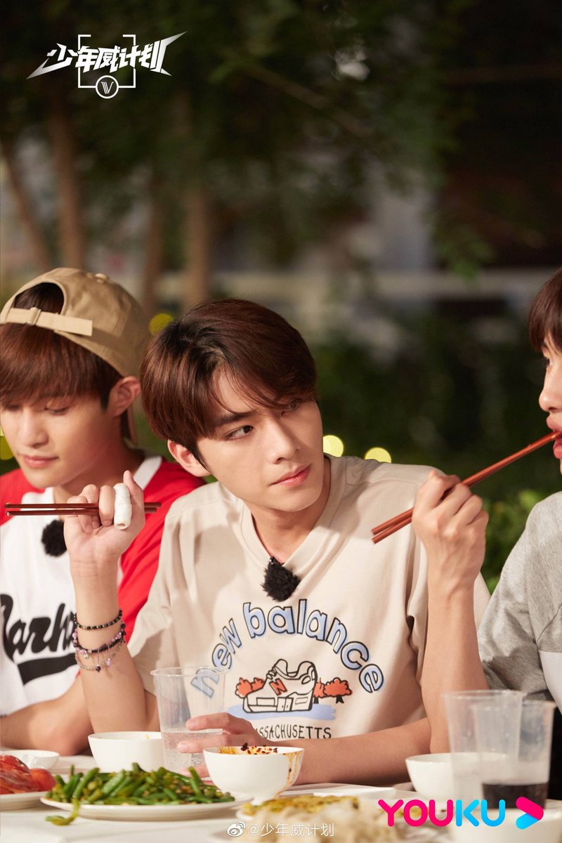 190822 WayV 少年威计划 (Dream Plan) Variety Show - XIAOJUN HENDERY YANGYANG @WayV_official @NCTsmtown