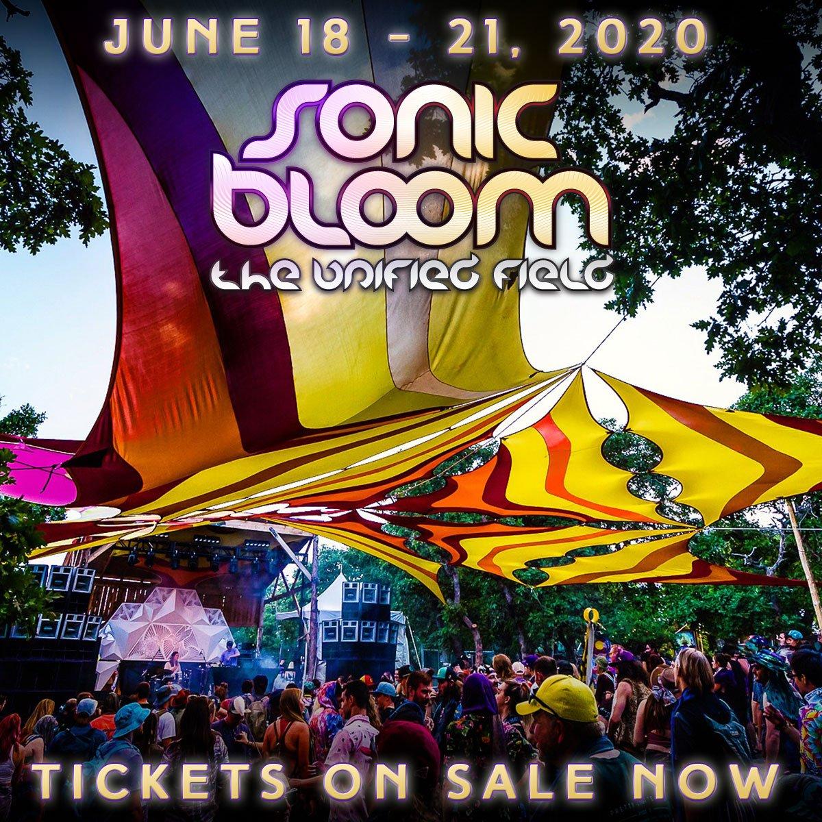 Bloom Festival 2020 SONIC BLOOM (@SONIC_BLOOM) | Twitter