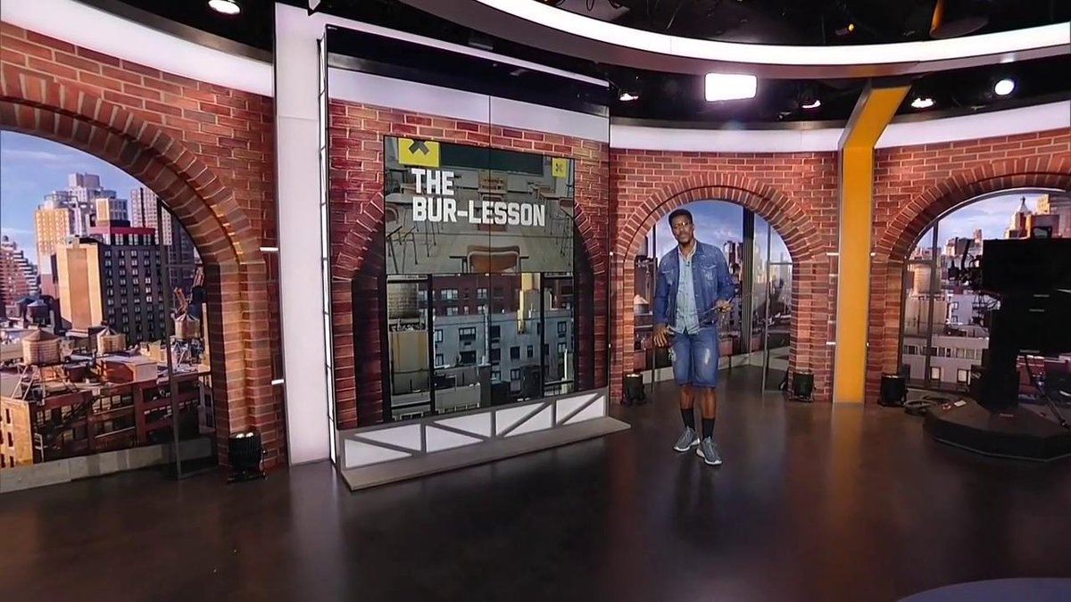 🚨 BUR-LESSON TIME 🚨 @nateburleson is breaking down @JOSH_GORDONXII film and tells you why this could be the most dangerous WR group @TomBrady has ever had.
