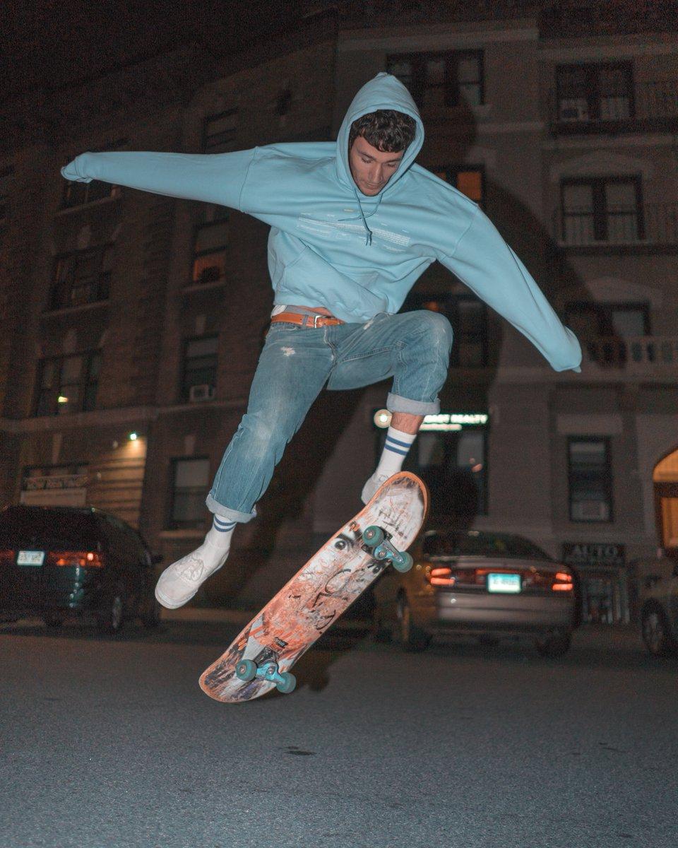 Jeremy Zucker's Pro Skater. 📸: @bescphoto