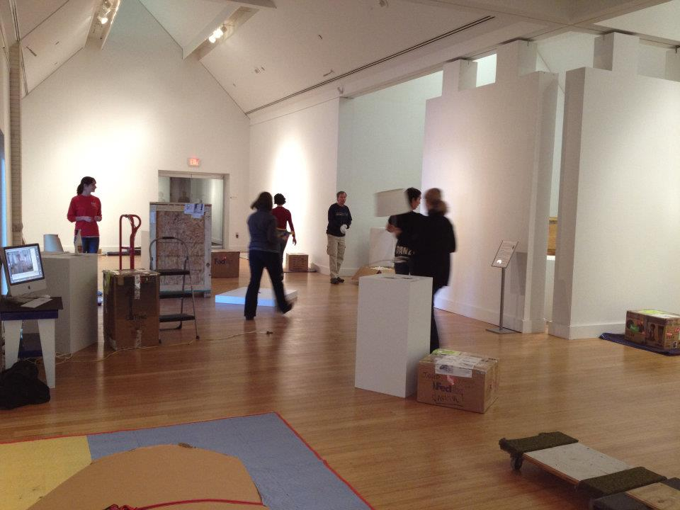 Installation in progress! Main galleries are closed as we install artwork for upcoming exhibitions. Limited exhibits are open Tue-Fri, 10am - 5pm. The museum is closed to the public on weekends during installation. virginiamoca.org/installation-n… #VirginiaMOCA #installationinprogress