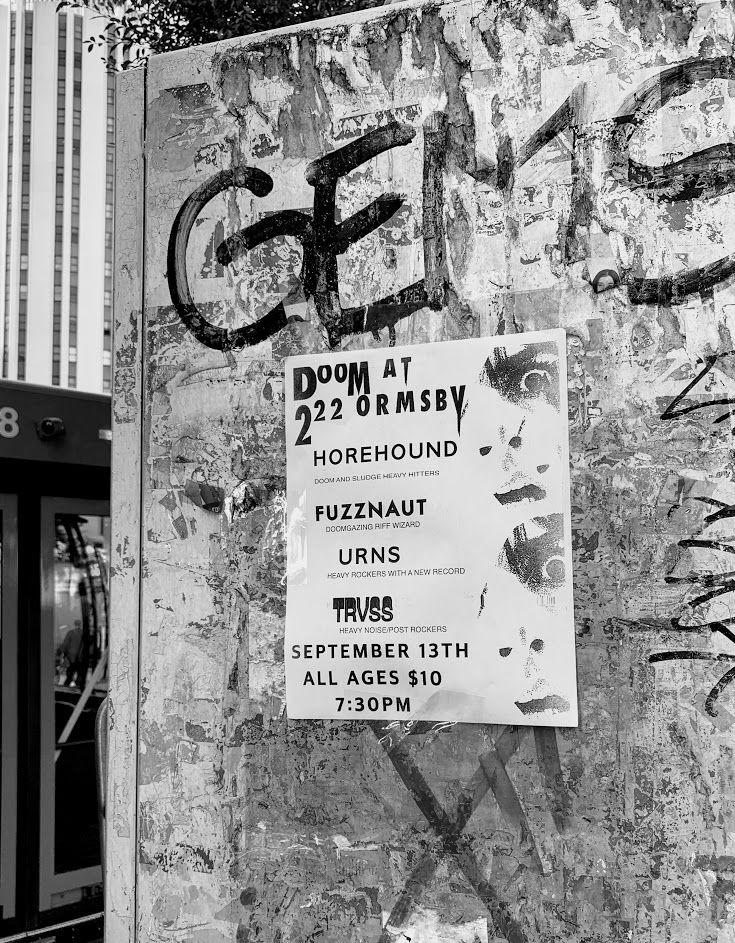 ON THE STREET! 3 WEEKS UNTIL THIS HEAVY! @Horehound @PghUrns #TRVSS @222Ormsby #doommetal #stonerdoom #postrock #pittsburghmusicscene #pittsburghmetal #pittsburghpunkrock #postrock #doomgaze #fuzznaut #222ormsby #pghlivemusicpic.twitter.com/PFD610PL15