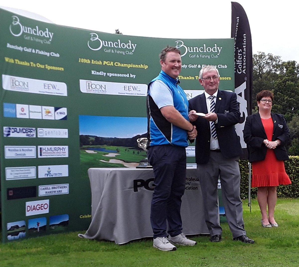 RT @PGA_Ireland: Second for @Michael_McGeady 109th Irish PGA Championship  on -6 #golf https://t.co/0AIWPMe1vM