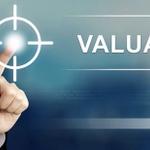 Image for the Tweet beginning: Mass Exposure + Valuation =
