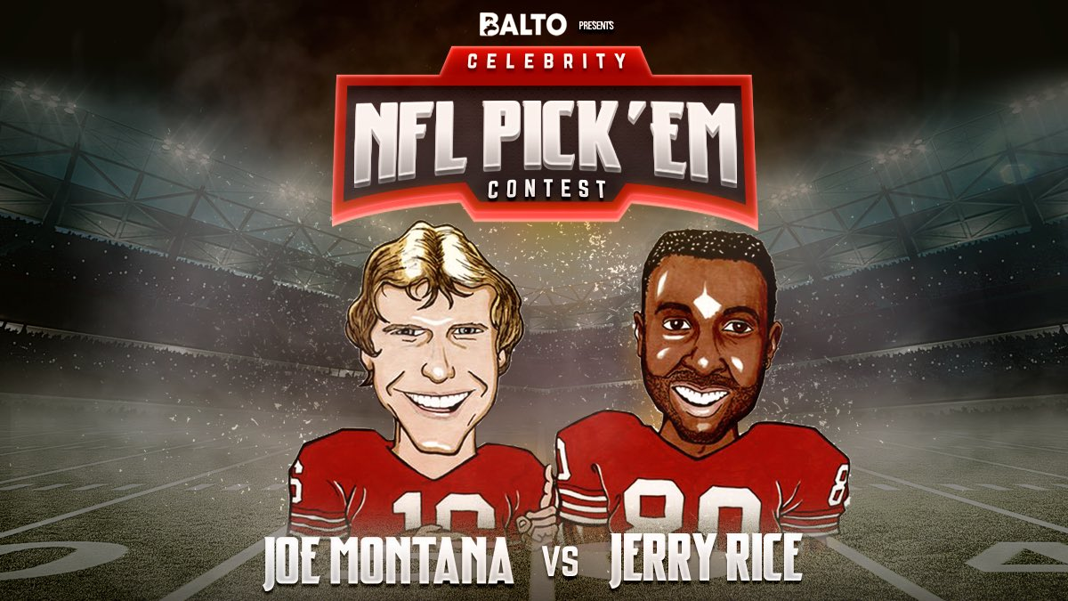 Hate to break it to you @jerryrice but I'm not losing this time! #JoevsJerry #playbalto  https:// pools.playbalto.com/join/Dl516ulgY    <br>http://pic.twitter.com/q1A1OgHNeW