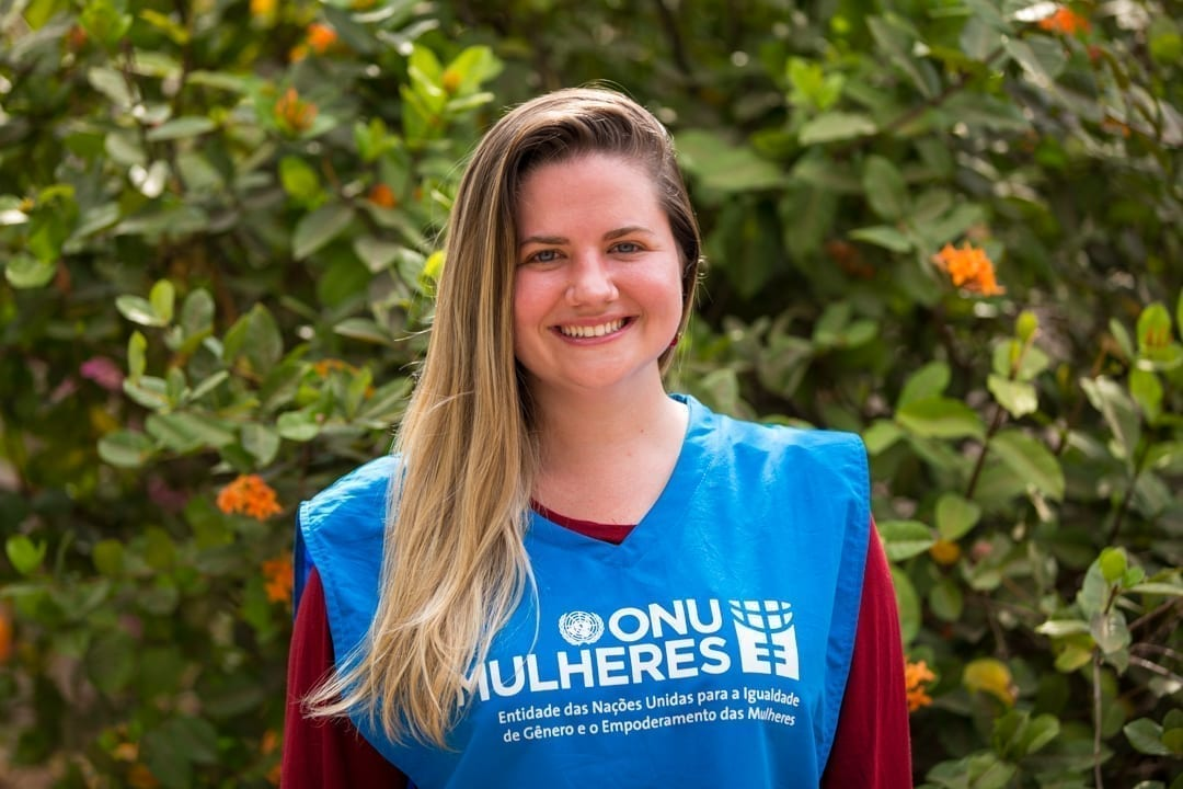 You save lives when you empower women. Flavia is the Coordinator of our Women Empowerment Hub in Boa Vista, Brazil, charged with creating & sustaining safe environments for Venezuelan migrants, refugees & asylum-seekers. #WomenHumanitarians via @UNOCHA unwo.men/4XxG50vEjrq