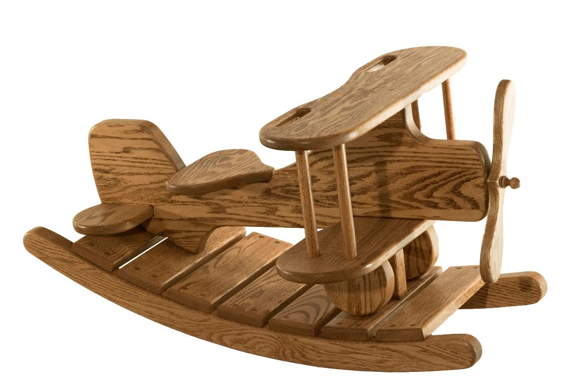 Let your little one's imagination take flight with this beautifully crafted rocker. Amelia Earhart would be proud. https://t.co/qxEIbaDStL
